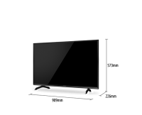 "Panasonic 40"" Smart LED TV [TH-40FS500K]"