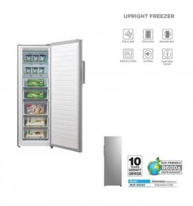 Midea Upright Freezer [MUF-307SS]