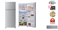 Toshiba 2 Door Fridge [GR-A48MBZ(RS)]