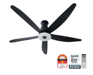"Panasonic 60"" Ceiling Fan [F-M15EXVBKQH]"