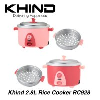 Khind Rice Cooker [RC-928]