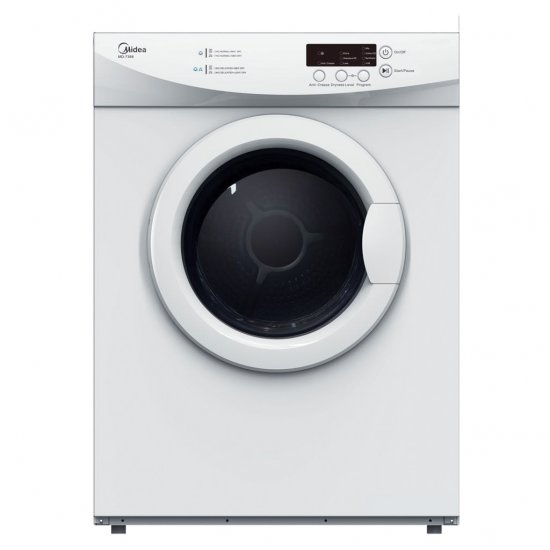 Midea 7KG Cloth Dryer [MD-7388] - Click Image to Close