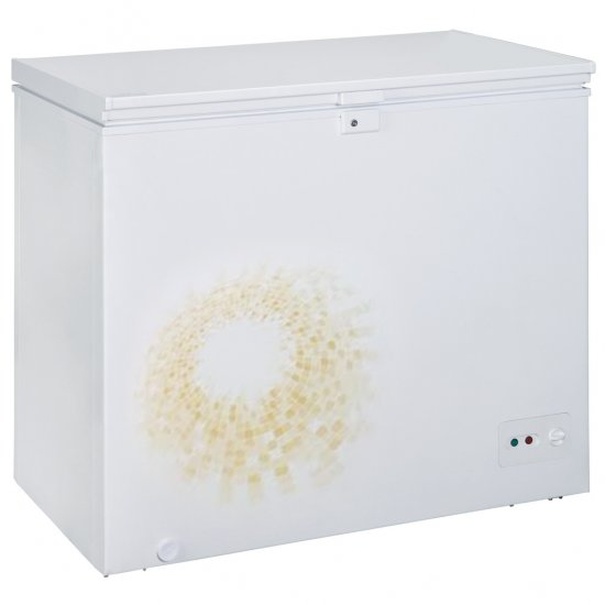 Midea Chest Freezer [WD-129W] - Click Image to Close