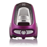 Electrolux Vacuum Cleaner [ZVE-4110FL]