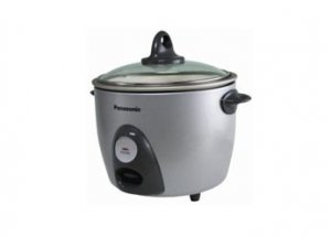 Panasonic Rice Cooker [SR-G06LSK]