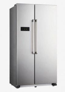 Panasonic Side by Side Fridge [NR-BS62SN]