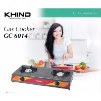 Khind Gas Stove [GC-6014]