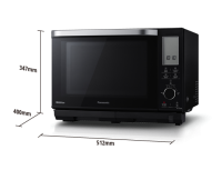 Panasonic Microwave Oven [NN-DS596BMPQ]