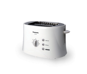 Panasonic Bread Toaster [NT-GP1WSK]