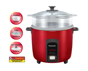 Panasonic Rice Cooker [SR-Y22FGJ]