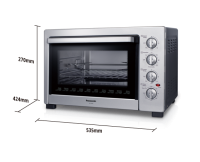 Panasonic Electric Oven [NB-H3800SSK]