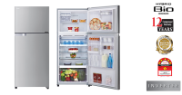 Toshiba 2 Door Fridge [GR-A43MBZ(RS)]