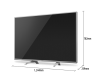 "Panasonic 55"" Smart LED TV [TH-55DS630K]"