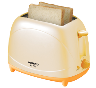 Khind Bread Toaster [BT-702] - Click Image to Close