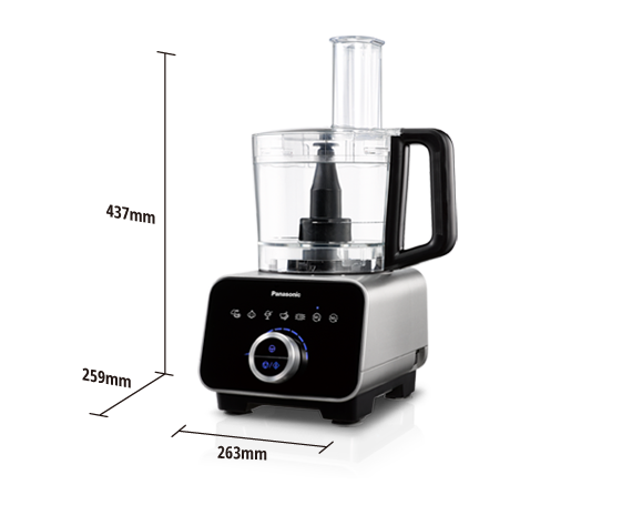 Panasonic Food Processor [MK-F800SSL]