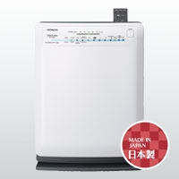 Hitachi Made in Japan Air Purifier[EP-5000WH] - Click Image to Close