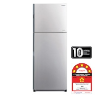 Hitachi 2 Door Fridge [R-H310P4M SLS/PBK]