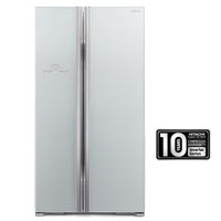 Hitachi Side by Side Fridge [R-S800P2M GS]