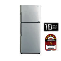 Hitachi 2 Door Fridge [R-V490P3M SLS]
