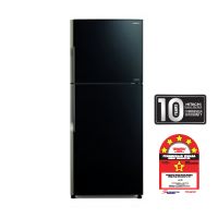 Hitachi 2 Door Fridge [R-VG420P3M]