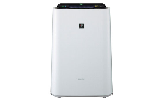 Sharp Air Purifier [KC-D60EW] - Click Image to Close