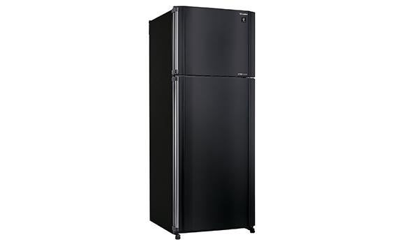 Sharp 2 Door Fridge [SJP-55MK] - Click Image to Close