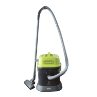 Electrolux Vacuum Cleaner [Z823]