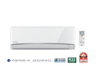 Panasonic R32 Deluxe 1.5hp Air Con [CS-N12VKH]